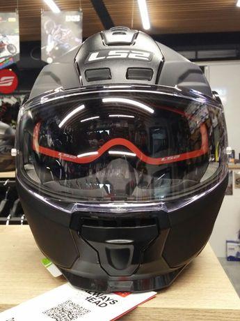 Kask motocyklowy szczękowy FF902 SCOPE PINLOCK w zestawie !!!