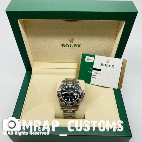 Rolex GMT Master ll Black (Ref 116710LN)