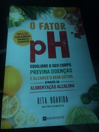 Livro O Fator PH