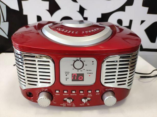 NOWE niemieckie RADIO RETRO Cd odtwarzacz UKF Okazja! FV23% Sklep