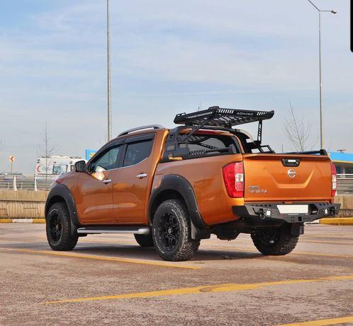 Ford Ranger Nissan Navara Toyota Hilux orurowanie paki COMBAT z koszem