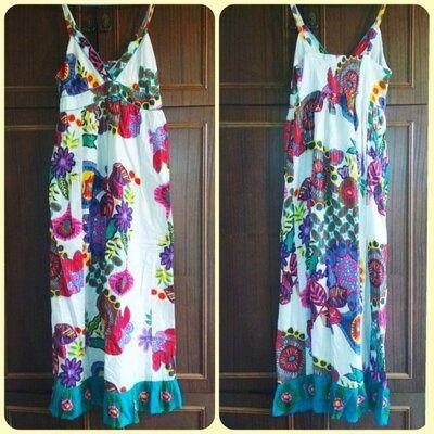 Шикарный сарафан, платье Desigual 46-48, 48-50