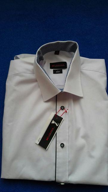 Koszula męska klasyka slim