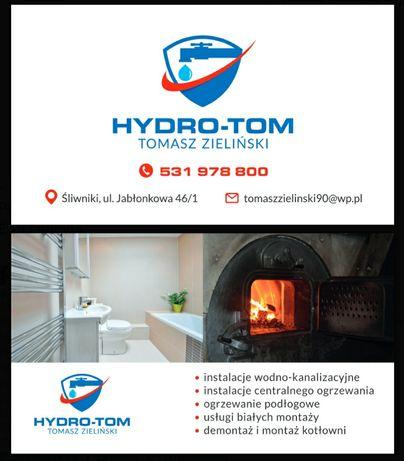 Hydraulik - uslugi