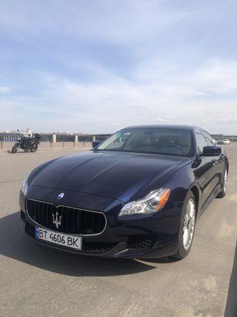 Продам Maserati Quattroporte 2013