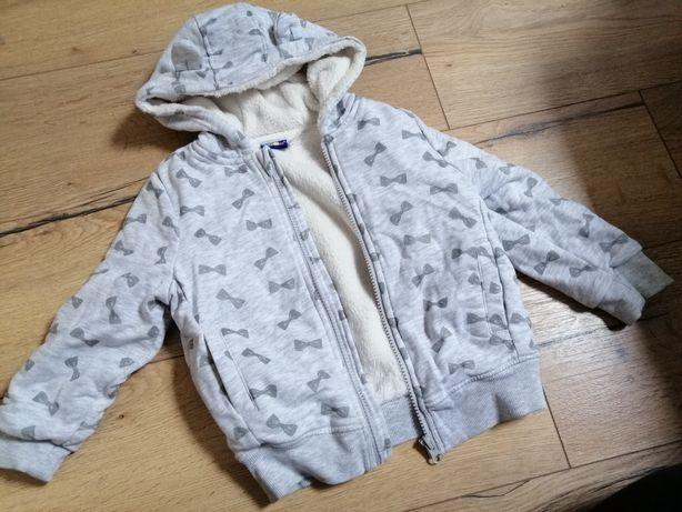 Bluza 98-104 lupilu raz ubrana