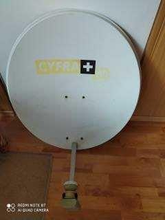 antena +konwerter