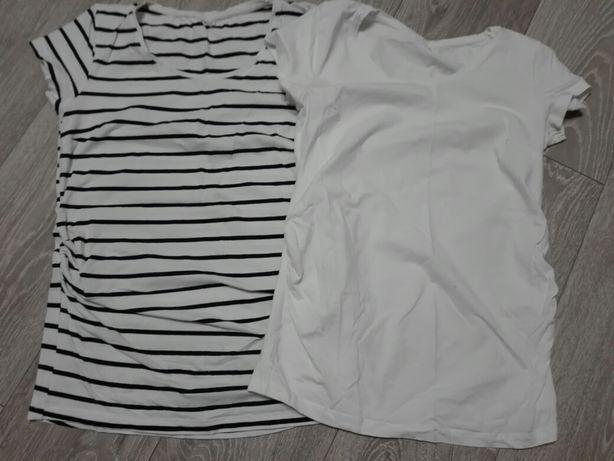 Koszulki ciążowe rozm. 36-38