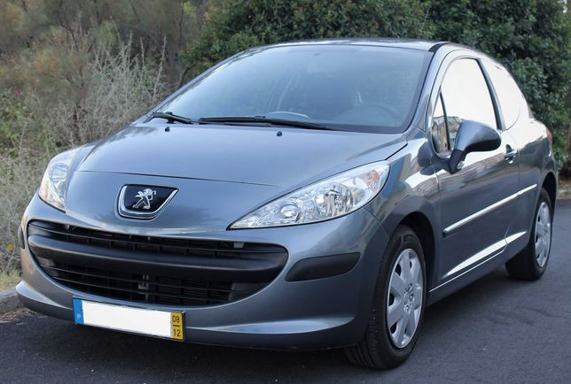 Peugeot 207 Van 1.4HDI de 2008