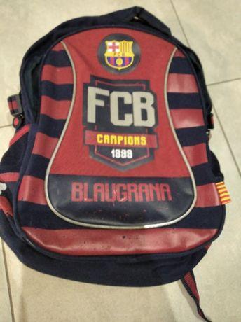 Plecak młodzieżowy FCB
