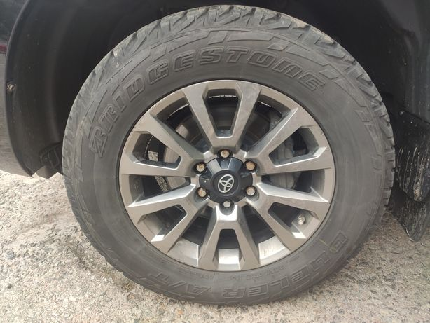 Bridgestone Dueler A/T265/60 R18  110  T