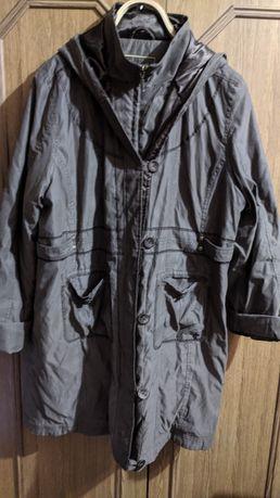 Женкая удлиненная куртка