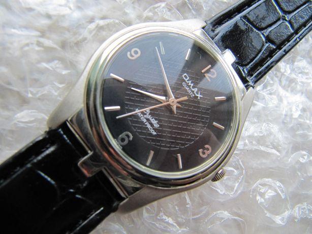 Часы Omax новые, мужские, кварцевые, механизм EPSON(Япония)