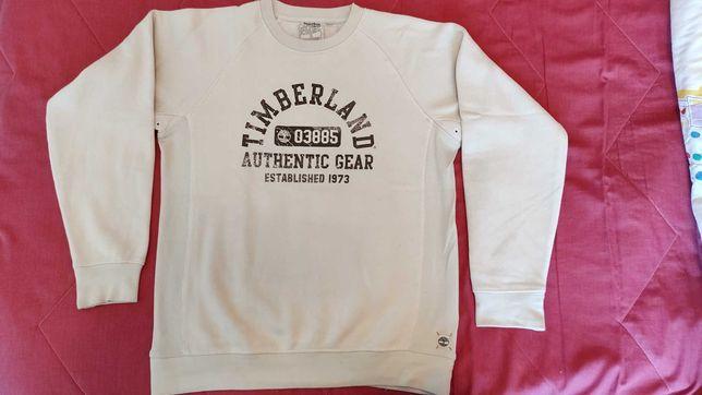 Camisola sweater vintage Timberland como nova