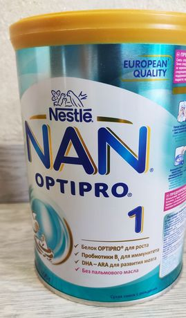 Детские молочные смеси Nestle NAN Optipro 1