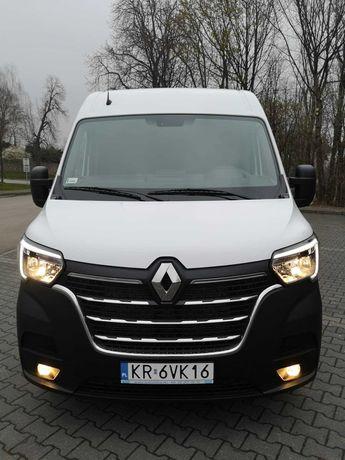WYNAJEM,WYPOŻYCZALNIA Bus,Busa,Dostawcze,Renault Master L3H2,2021 ROK