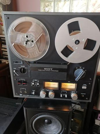 Sony TC 399 magnetofon szpulowy