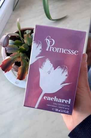 Cacharel Promesse оригинал новый редкость