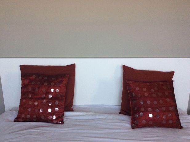 Almofadas decorativas Gato Preto