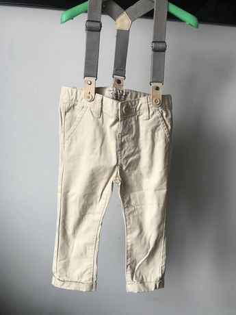 Spodnie chlopiece cool club rozm 80