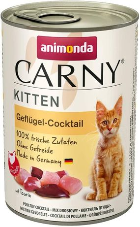 Karma dla kota Animonda CARNY 6x400g