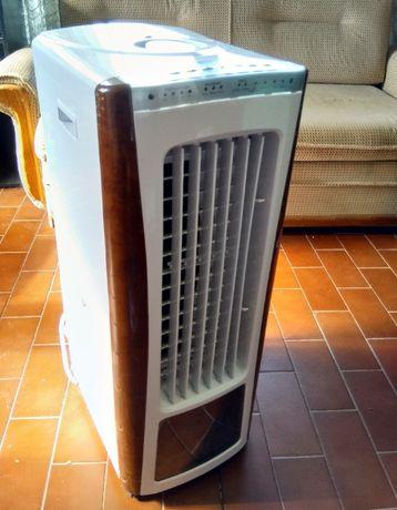 Aquecedor, Arrefecedor, Humidificador e Ionizador (purificador de ar)