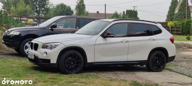 BMW X1 BMW x1 2,0 xDrive 2014 BENZYNA salon Polska skóra małopolska prywatnie