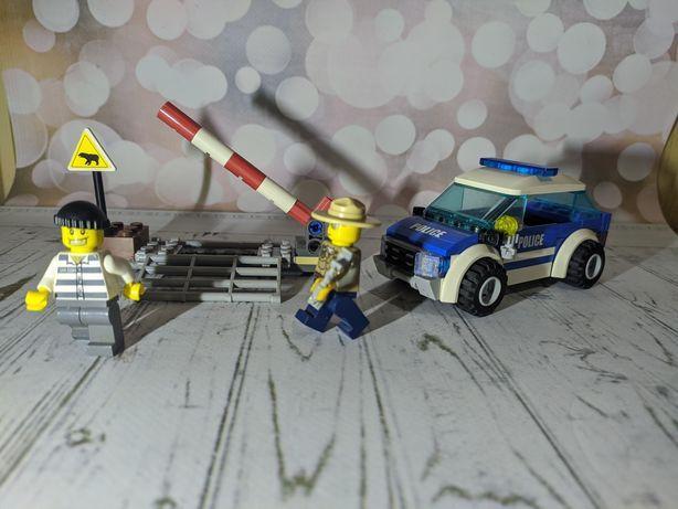 """Lego City """"Патруль"""", оригинал."""