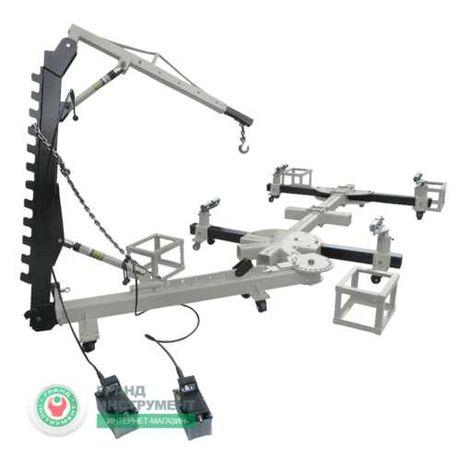 Рихтовочный стапель (стенд) передвижной VE-800B SNG рихтовочний