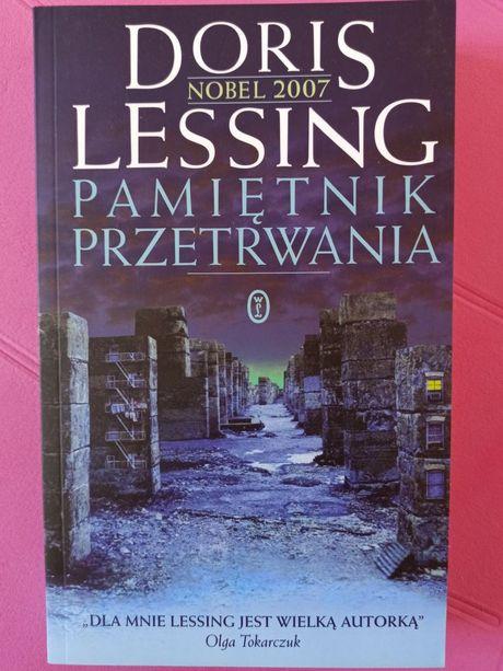 """Pamiętnik przetrwania"" Doris Lessing / NOBEL 2007"