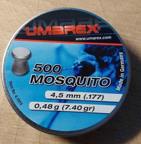 CHUMBO Umarex Mosquito Ribbed 4,5mm