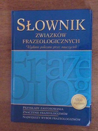Książka Słownik związków frazeologicznych