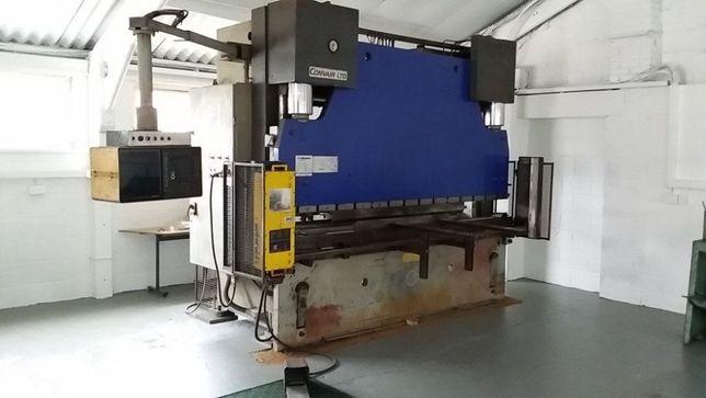 Prasa Krawedziowa Gietarka 250 T x 3100 mm CNC PULLMAX Sweden