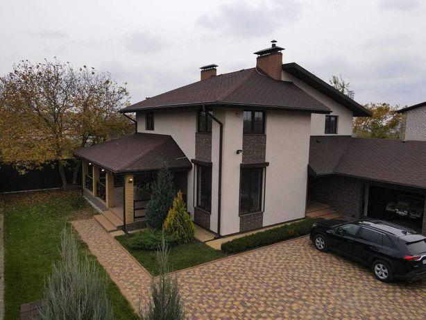 Новий дім під косметичний ремонт, доглянута ділянка, Іванковичі