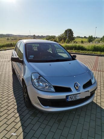 Renault Clio 3 1.2 benzyna 2006 r.