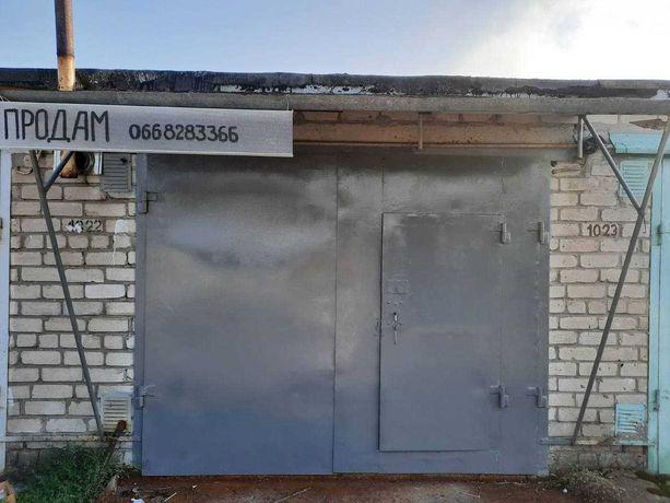 Продам капитальный гараж, Энергодар