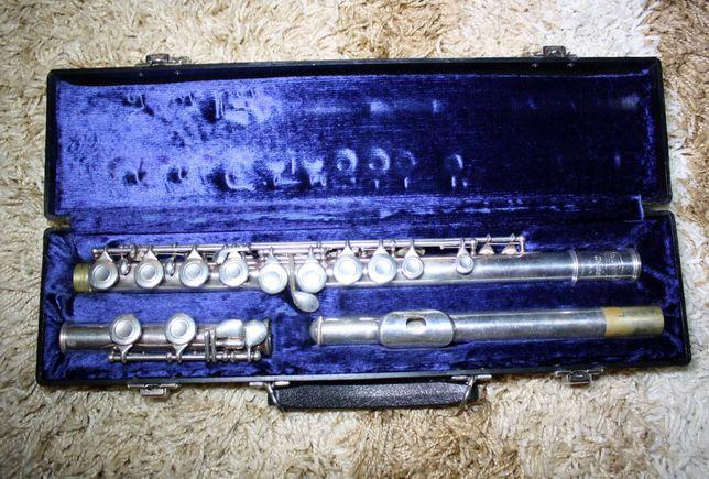 Флейта Selmer Bundy USA!Yamaha YFL 22S Japan!Много разных флейт!Труба