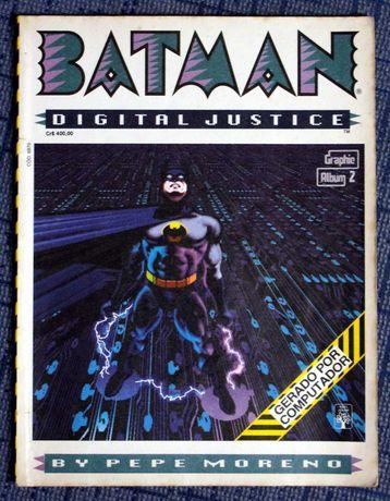 BD - Batman Digital Justice
