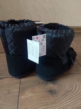 Buty śniegowce [nowe]