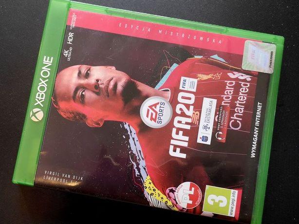 FIFA 20 gra Xbox One (możliwość wymiany) sklep Ursus