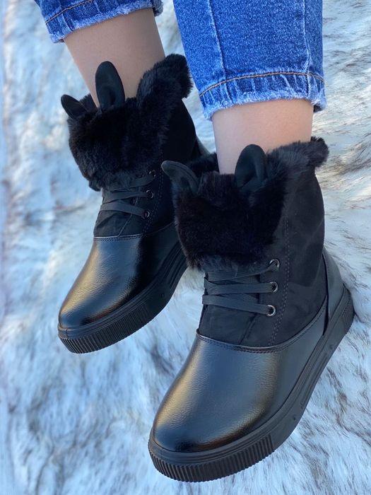 Акция розпродаж жіночого взуття зима Львов - изображение 1