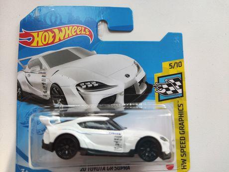 Hot Wheels hotwheels Toyota Supra хотвилс