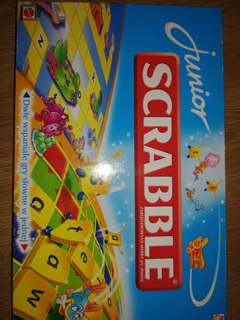 scrabble junior.