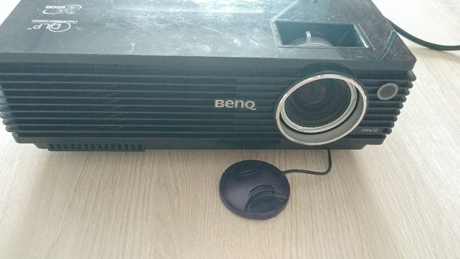 Projektor Benq MP610, tylko 70 godzin zużycia lampy
