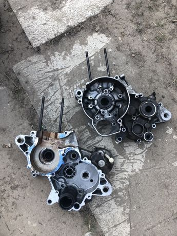 Kartery silnika ebs