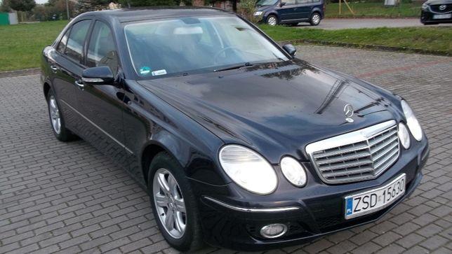 Mercedes Benz W211 Elegance 3.0 V6 Zadbany bez pneumatyki POLECAM !!!