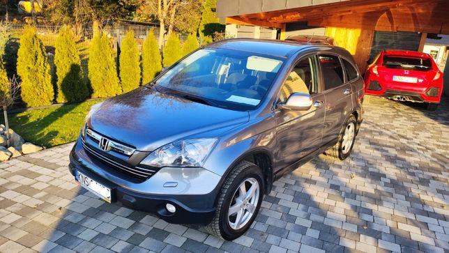 Honda CR-V 2.0 Benzyna+Gaz 4x4 150KM Stan Bardzo Dobry