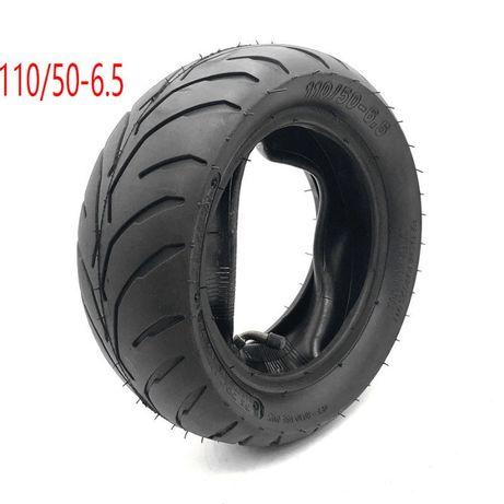 Колесо 110/50-6.5 резина на покет мини пит байк Покрышка 110 50 6,5