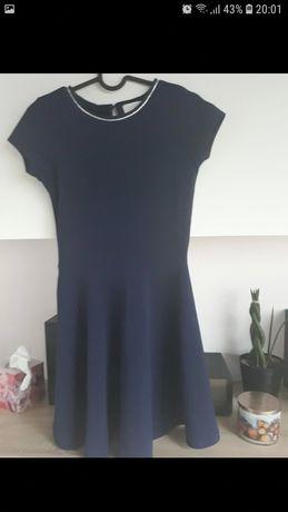 Granatowa sukienka Cool Club