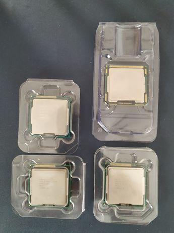 Processadores/CPUS LGA 1155 LGA 1156 LGA 2011 AM4 Ryzen Xeon I3 I5 I7